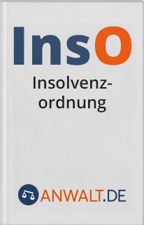 InsO - Insolvenzordnung