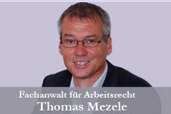 Rechtsanwalt Thomas Mezele Kanzlei Thomas Mezele 22083 Hamburg